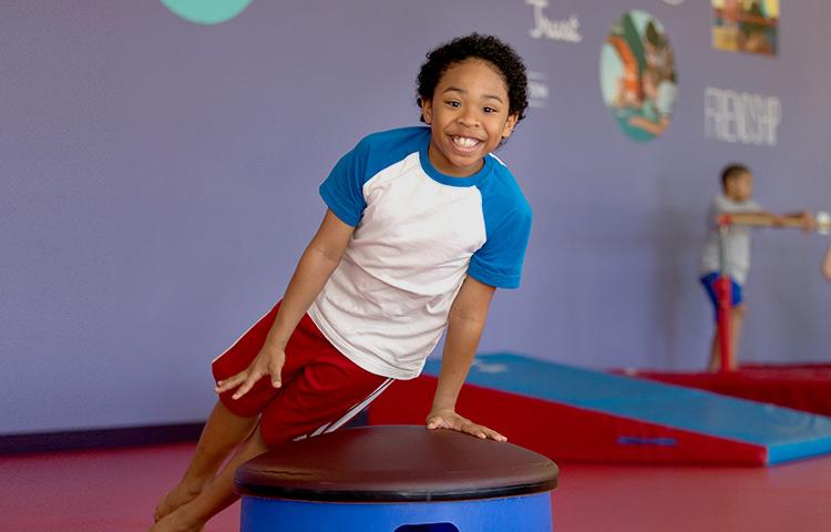 Grade School Gymnastics