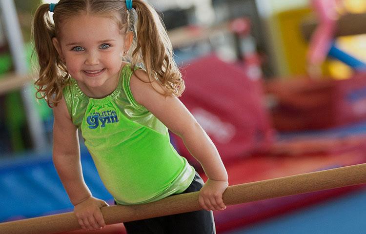 Pre K Gymnastics